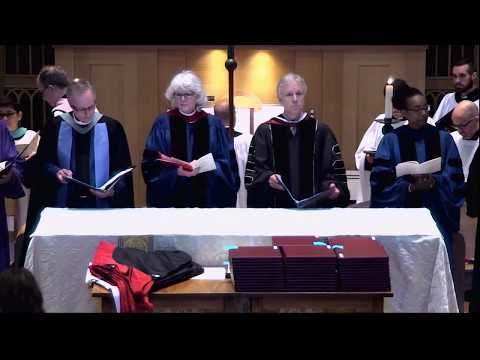 195th Commencement at Virginia Theological Seminary - May 17, 2018
