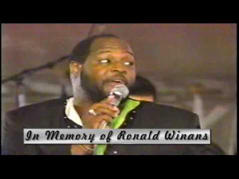Ronald Winans - Gonna Be Alright (in Memory of Ronald Winans