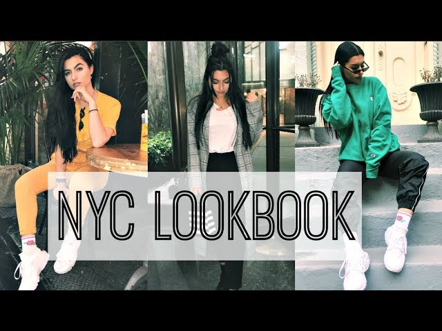 NYC LOOKBOOK | STREET STYLE 2018