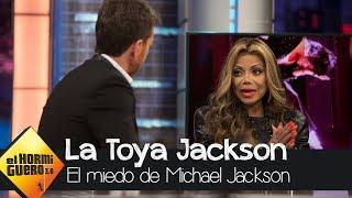 Michael Jackson le expresaba a su hermana su miedo a que lo matasen - El Hormiguero 3.0