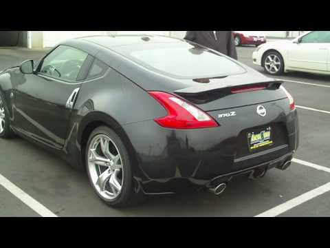 Nissan 370z NYC Car Show. Speed with Rev Matching Sports Coupe. from YouTube · Duration:  1 minutes 20 seconds