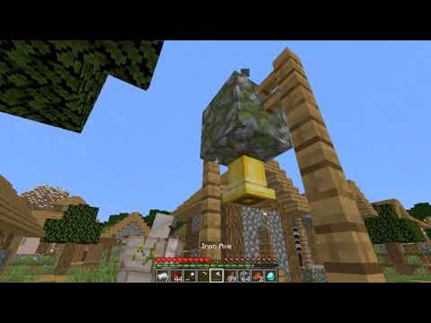 SUPER DAD TEMPLE!! Newly Weds Ep 7 ROLEPLAY