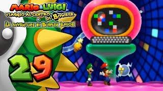 Mario & Luigi Viaggio al centro di Bowser 3DS ITA [Parte 29 - Magazzino dei Ricordi] thumbnail