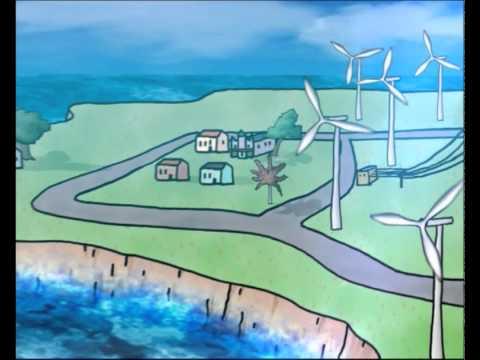Demain, les énergies renouvelables - L'énergie éolienne