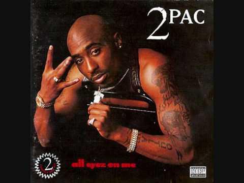 2pac - I Aint Mad At Cha (HQ+Lyrics)