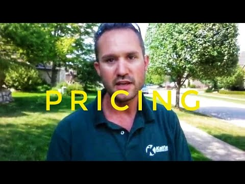 How I Charge Landscaping Jobs Hourly vs By The Job - PRICES