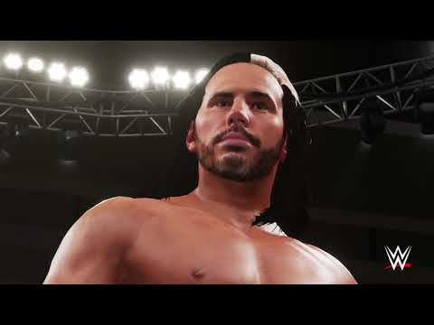 WWE 2K18 24/7 year 3 No1 Contender Battle Royal For Samoa Joes Title @Vengeance