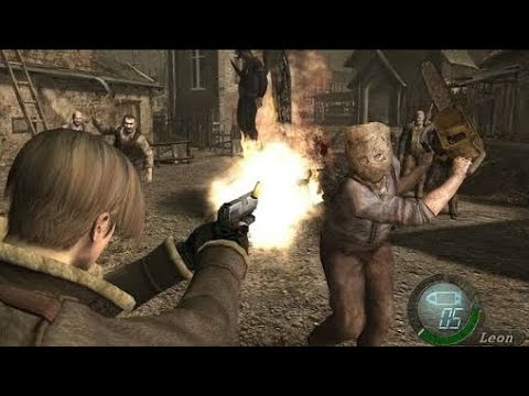 (RE4 MOBILE) ZERANDO O GAME DO ZERO| #RUMO2K