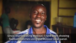 EU support to the Prepaid energy - Rent to own solar home systems project in Rwanda