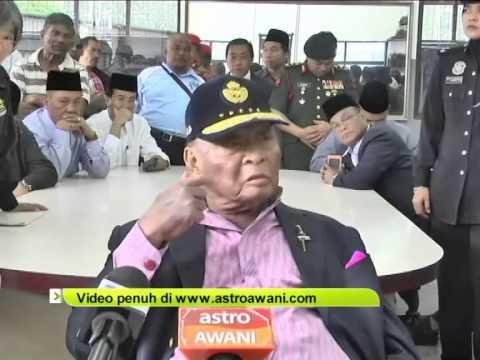 Sultan Pahang murka dengan G. Palanivel