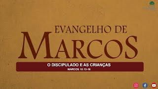 ESTUDO DOUTRINÁRIO - IPLINDEIA O DISCIPULADO E AS CRIANÇAS
