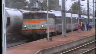Eisenbahn in Frankreich ( Languedoc ) 2000 , Teil 1