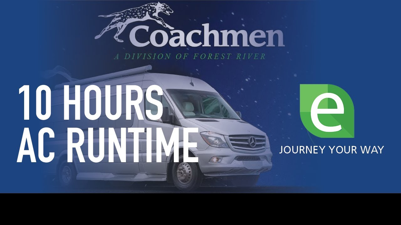 10 Hours Air Conditioner Runtime - Coachmen X ProAir