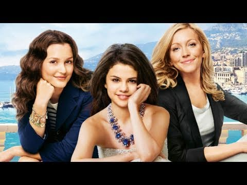 MONTE CARLO trailer 2011 official Selena Gomez movie