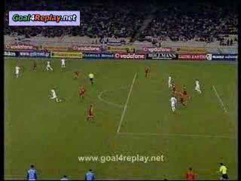Greece vs Malta Amanatidis Goal 3 17/11/2007