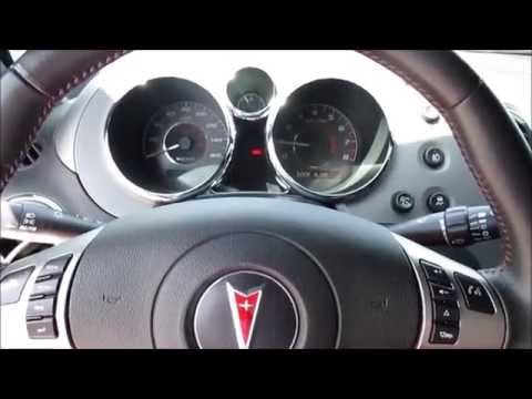 2009 Pontiac Solstice GXP Coupe (1 of 1266) Start Up, Exterior/ Interior Review