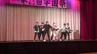 平成29年度 コザ高校学園祭3年8組Mステ.