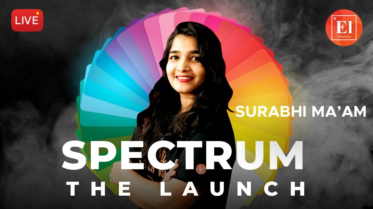 Launching Spectrum by Vedantu With Surabhi Ma'am | Real Science | Elementary Chemistry by Vedantu