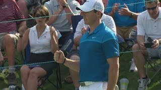 Highlights | Rory McIlroy earns second title at Wells Fargo Championship thumbnail