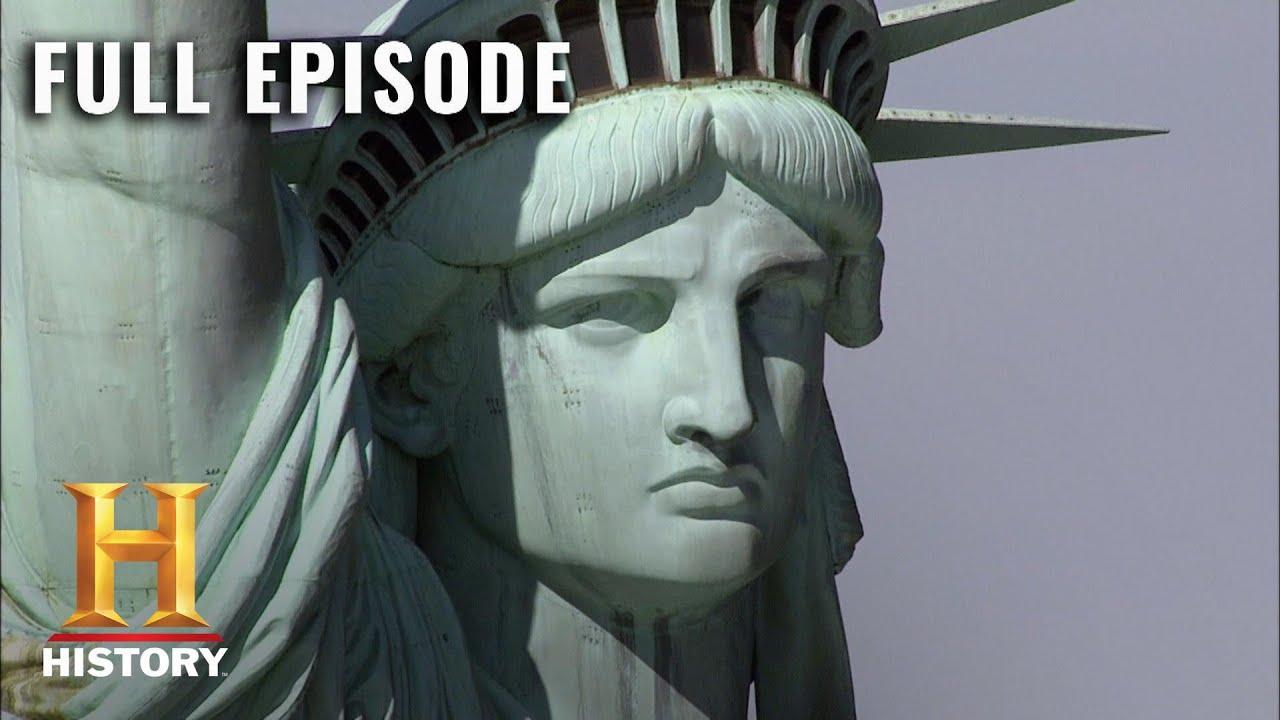 Download Brad Meltzer's Decoded: The Statue of Liberty's Secret Symbols (S1, E3)   Full Episode   History