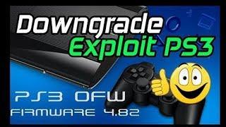 DOWNGRADE PS3 SUPESLIM??? EXPLOIT PS 3 OH NOO