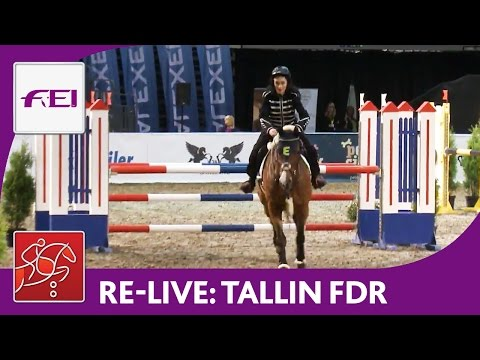 Re-Live | Day 1: Tallinn International Horse Show | Fancy Dress Relay