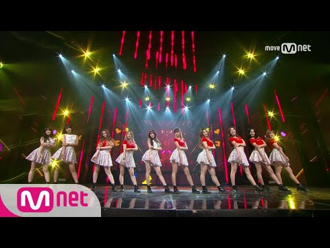 [PRISTIN - WE LIKE] KPOP TV Show   M COUNTDOWN 170921 EP.542
