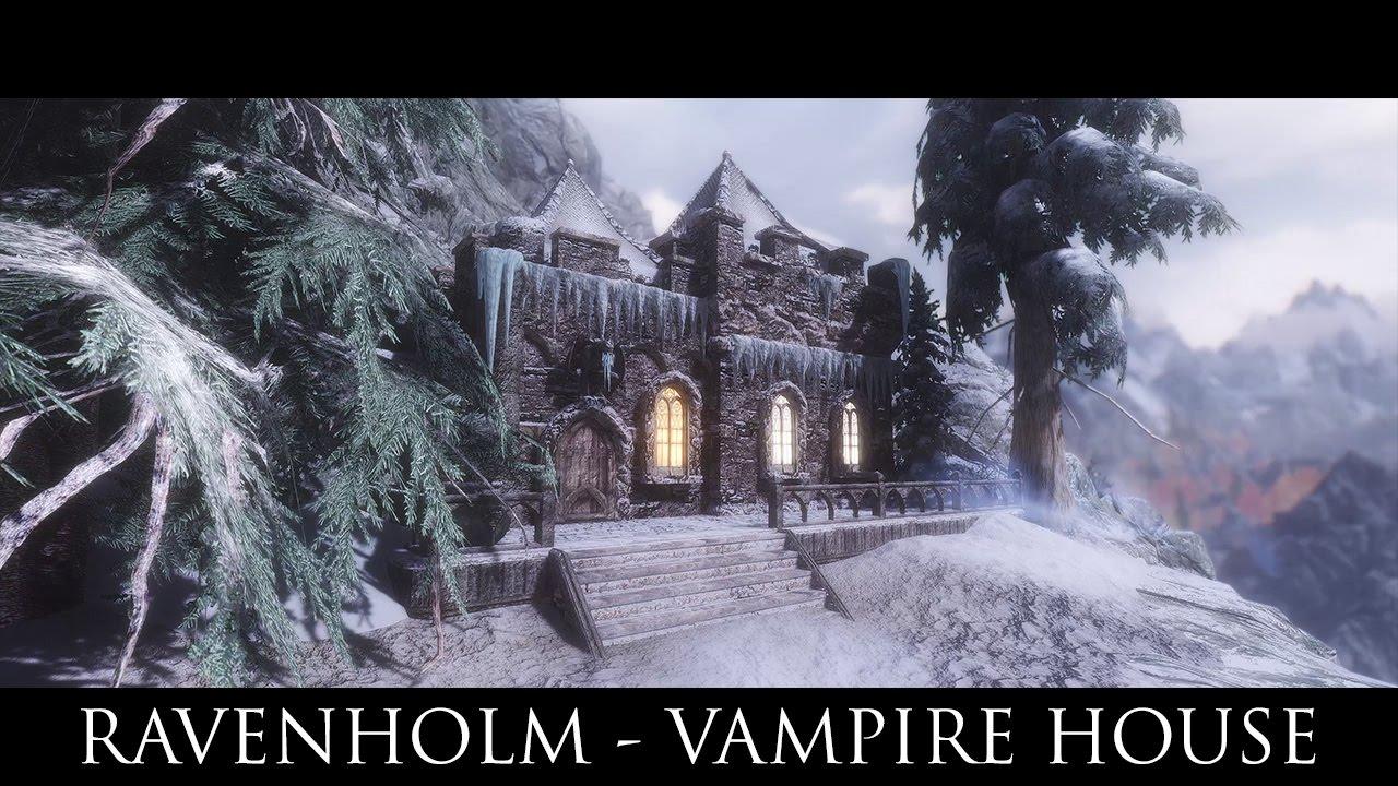Ravenholm - Vampire House at Skyrim Nexus - mods and community