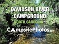 Davidson River Campground, Pisgah National Forest, North Carolina