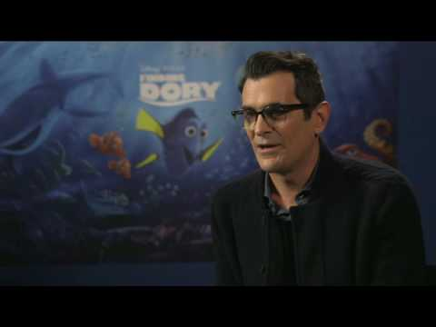 Interview with Ty Burrell on Finding Dory