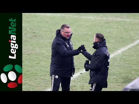 Trener Czesław Michniewicz po meczu z ŁKS-em w Łodzi