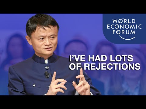 Jack Ma: I've Had Lots Of Failures And Rejections