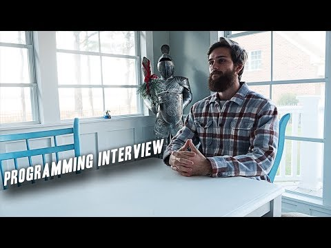 Software Engineer Job Interview - My Experience