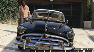 GTA 5 1952 Hudson Hornet