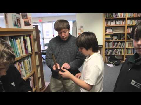 On The Road With Dislecksia: The Movie: Radcliffe Creek School