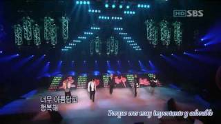 [HQ]Live SBS DBSK   I'll be there Espa?ol