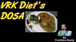 VRK Diet Dosa