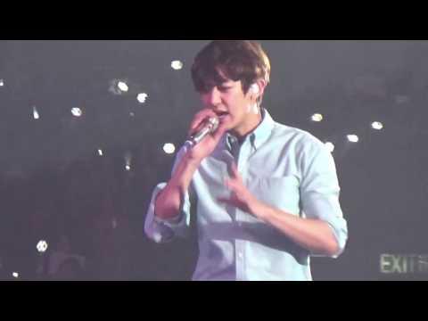 170212 Chanyeol focus Girl X Friend EXO'rDIUM HK