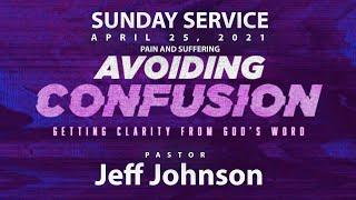 9:30 AM Sunday Service - April 25, 2021