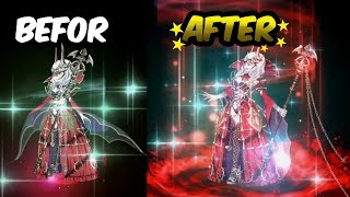 【FGO】カーミラ 新旧モーション比較【FateGO】 Carmilla  Before/after【Fate/Grand Order】