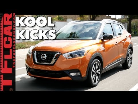2018 Nissan Kicks Mighty Review Is It More Than A Tall