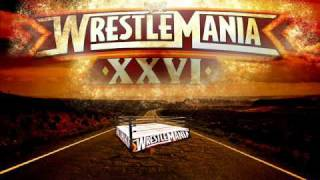 "WWE WrestleMania 26 Theme Song ""I Made It"" by Kevin Rudolf featuring Birdman, Jay Sean and Lil Wayne"