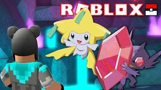 MEGA SABLEYE + JIRACHI!!!!!!!!!! | Pokémon Brick Bronze [#40] | ROBLOX