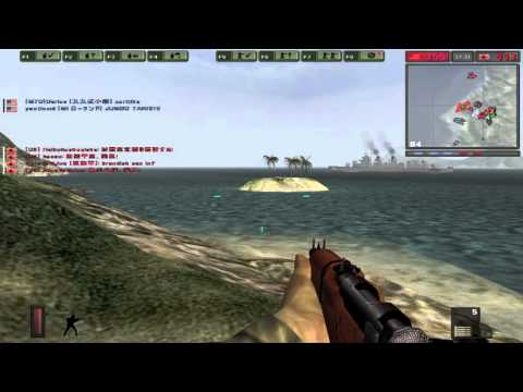 [BF1942] [FHSW] フィリピン侵攻作戦 / Invasion of the Philippines (Axis) 20151006 [battlefield]
