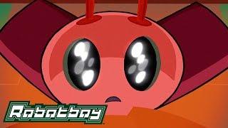 Robotboy - The Soothsayer   Season 1   Episode 50   HD Full Episodes   Robotboy Official