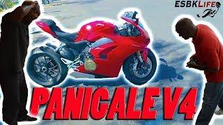 Ducati Panigale V4 Demo & Review!!!!