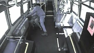 Watch How This Brave Driver Saved An Elderly Woman Being Attacked By Man On Bus thumbnail