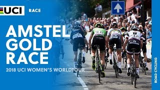 2018 UCI Women's WorldTour – Amstel Gold Race – Highlights