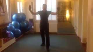 Training Kung fu