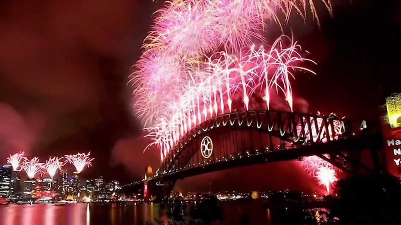 Happy New Year New York